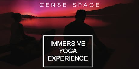 Zense Space Immersive Yoga Experience tickets