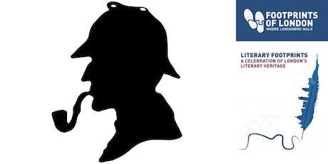 Sherlock Holmes Goes East tickets