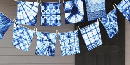 Shibori with Ali George SUNDAY ALL DAY