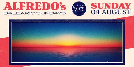 DJ Alfredo's Balearic Bank Holiday Sunday Party tickets