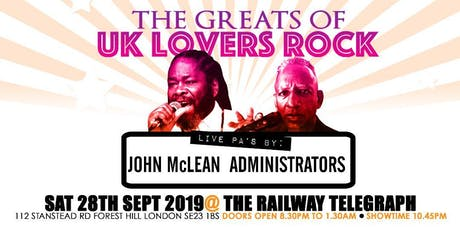 The Greats of UK Lovers Rock  - Stars In Your Eyes PT 3  tickets