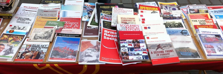 Progressive Book and Literature Sale - Saturday