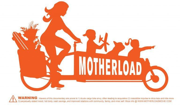 Cycle To The Cinema - Motherload - Sheffield
