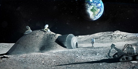 Mahesh Anand: Living on the Moon! - the next 50 years (BORDERS) tickets