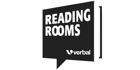 Literary Masterclass for Verbal Volunteers tickets