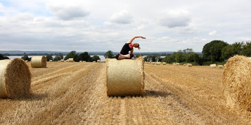 Yoga on Brookfield Farm