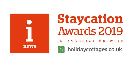 i News Staycation Awards 2019 tickets
