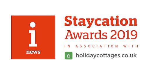 i News Staycation Awards 2019