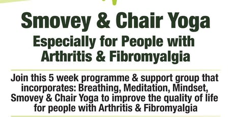 Smovey & Chair Yoga - People with Neurological disorders  tickets