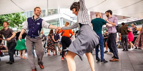 IQL DANCE NIGHT: SWING PATROL tickets
