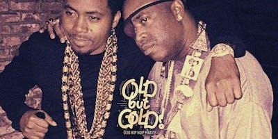 Old but Gold - Ü30 Hip Hop Party w/ Denyo (Beginner) & DJ Dynamite