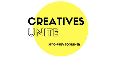 Creatives Unite Meet Up - October 3rd 2019