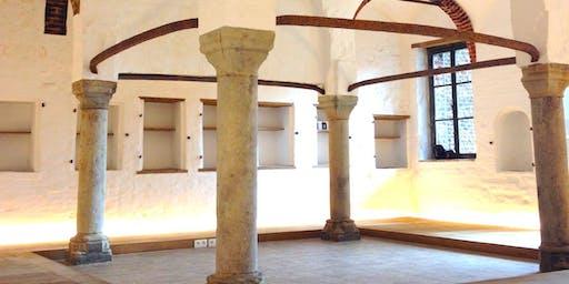 Openstelling Calefactorium Open Monumentendag
