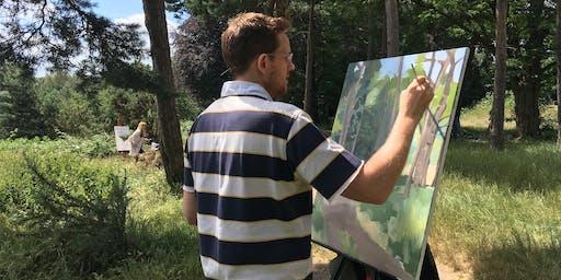 Light in the Landscape Watercolour Workshop