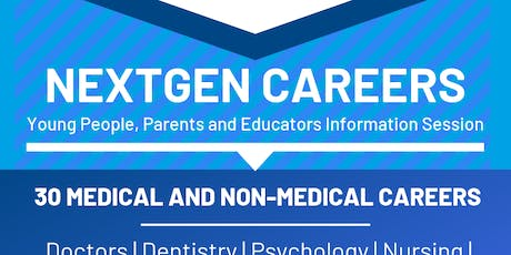 NHS NextGen Careers tickets