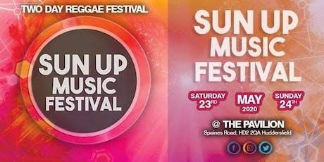Sun up music Festival tickets