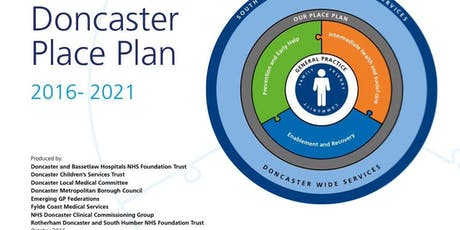 Doncaster Place Plan networking event tickets