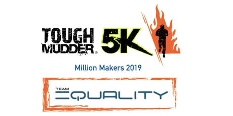 Team Equality - Tough Mudder 5K North West tickets