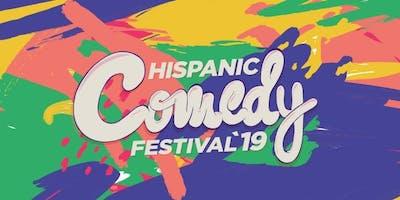 HISPANIC COMEDY FESTIVAL 2019 - FRANCO ESCAMILLA       BRISBANE
