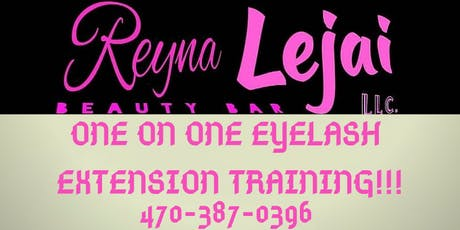 $299 Special Eyelash Extensions Certification tickets
