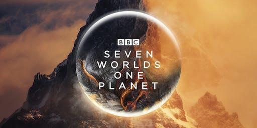 Jonny Keeling: The Making of  'Seven Worlds, One Planet' (DUNFERMLINE)