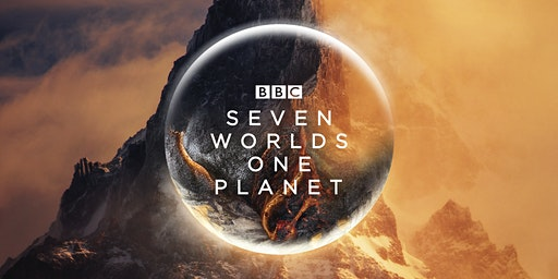 Jonny Keeling: The Making of  'Seven Worlds, One Planet' (DUNFERMLINE)