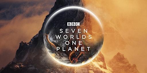 Jonny Keeling: The Making of  'Seven Worlds, One Planet' (EDINBURGH)