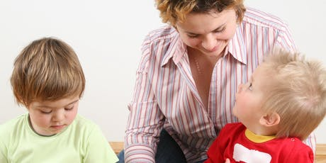 Childminder pre-registration briefing session tickets