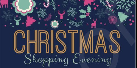 Dinghams Salisbury Christmas Shopping Evening tickets