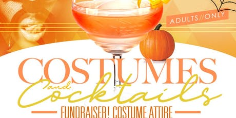 Costumes and Cocktails 2019! tickets