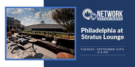 Network After Work Philadelphia at Stratus Lounge tickets