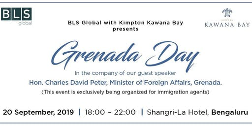 Grenada day with Kimpton Kawana Bay (@ Bengaluru - for immigration agents only)