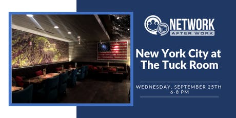 Network After Work New York at The Tuck Room tickets