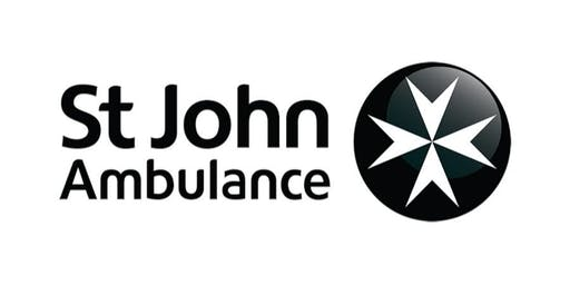 St John Ambulance First Aid Taster Sessions