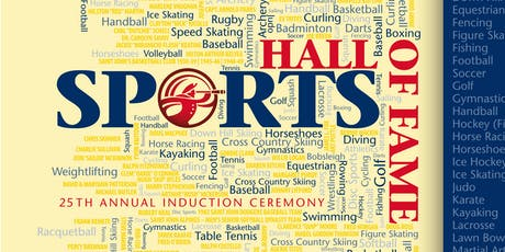 Saint John Sports Hall of Fame - 25th Induction Ceremony tickets