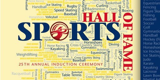 Saint John Sports Hall of Fame - 25th Induction Ceremony