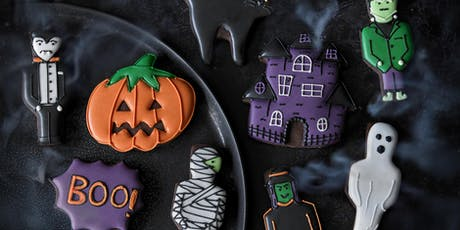 Biscuiteers School of Icing - Haunted House - Notting Hill tickets