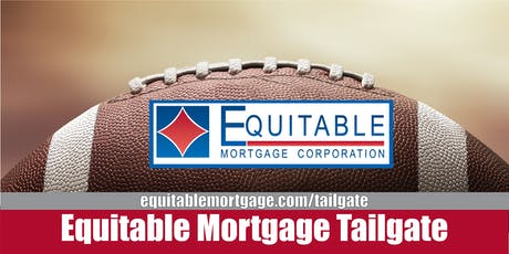 Equitable Mortgage Corporation Football Tailgate  tickets
