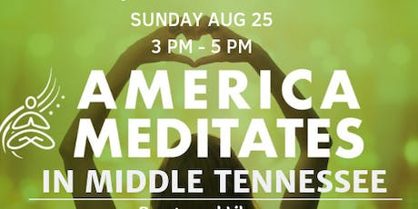 America Meditates in Middle Tennessee tickets