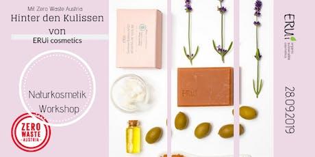 Hinter den Kulissen von ERUi cosmetics Tickets