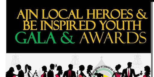 AJN Local Heroes and Be Inspired Youth GALA & AWARDS 2019