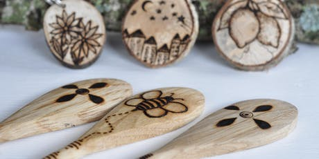 Pyrography Workshop tickets