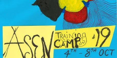 ASEN Canberra Training Camp tickets