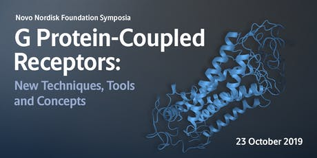 Symposium: G Protein-Coupled Receptors: New Techniques, Tools and Concepts tickets