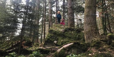 Free Engaging with our Forests Skillshare for Glasgow Outdoor Educators