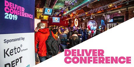 Deliver Conference 2020  tickets