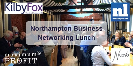 Northampton Business Networking Lunch tickets