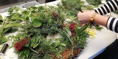 Wreath Making Workshops tickets