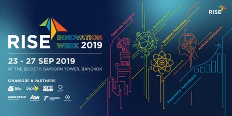 RISE Innovation Week 2019 tickets