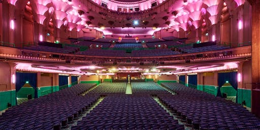 Apollo Victoria Theatre Talk- London Design Festival 11am
